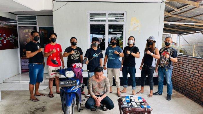 Penjahat Kelas Kakap asal Manado Ini Puji Polisi yang Menangkapnya