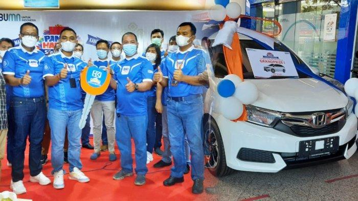 Hendra dapat Mobil dari Simpedes BRI Manado, Berikut Daftar Pemenang & Komentar Terbaik Medsos