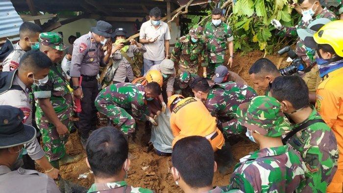 UPDATE Banjir Bandang dan Tanah Longsor di Sangihe, 3 Warga Meninggal, 49 Rumah Rusak