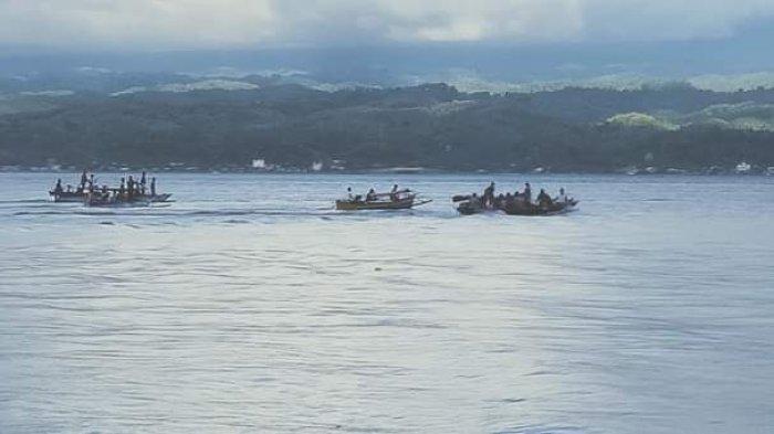 BREAKING NEWS: Nelayan Desa Mobongo Minahasa Selatan Tewas Tenggelam di Teluk Amurang