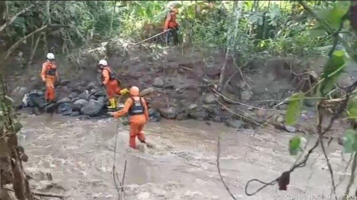 BREAKING NEWS, Kondisi Alam Tak Mendukung, Warga yang Hilang Terseret Banjir Belum Ditemukan