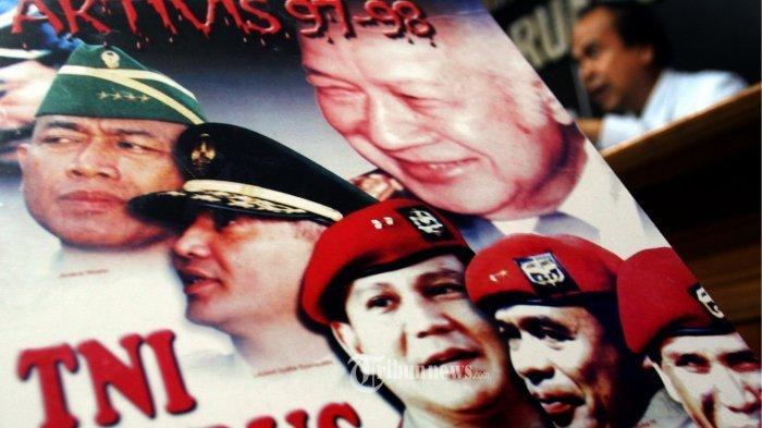 Gerindra Bantah Tudingan terkait Penculikan Aktivis 1997/1998 Melibatkan Prabowo