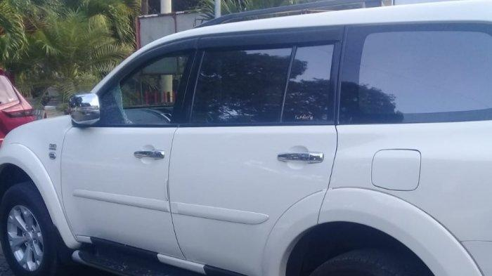 Pencuri Pecahkan Kaca Mobil di Area Parkiran RSUP Prof Kandou, Tas Belagio Milik Fransina Raib