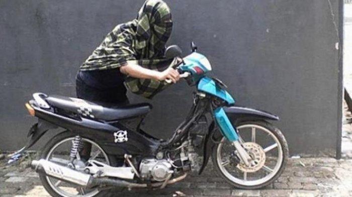 Dalam Dua Hari, Polisi Terima Laporan Empat Kasus Pencurian Sepeda Motor di Manado