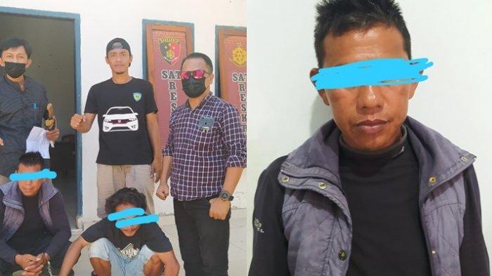 Tersangka Pencurian Sapi Mengaku Ingin Beli Baju Lebaran untuk Anak dan Istri