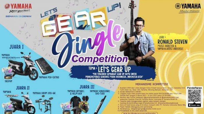 Intip Kata Pemenang Jingle Competition: Menang Kalah Ga Masalah yang Penting Punya Karya!