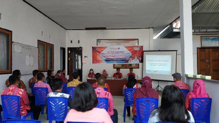 Sekda Tahlis Gallang Ajak Sukseskan Pendataan Keluarga Tahun 2021 di Bolmong
