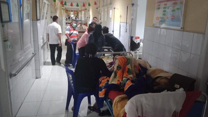 Kisah Penderita DBD dari Pelosok Berobat di Manado, Ada yang Berutang hingga Menangis di Atas Kapal