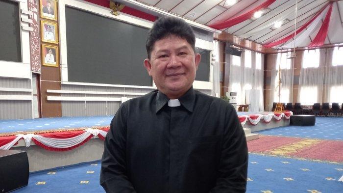 Pendeta Roy Umboh Tegaskan Calon Pelsus Jangan Tolak Pelayanan, Tuhan akan Mampukan Jika Terpilih