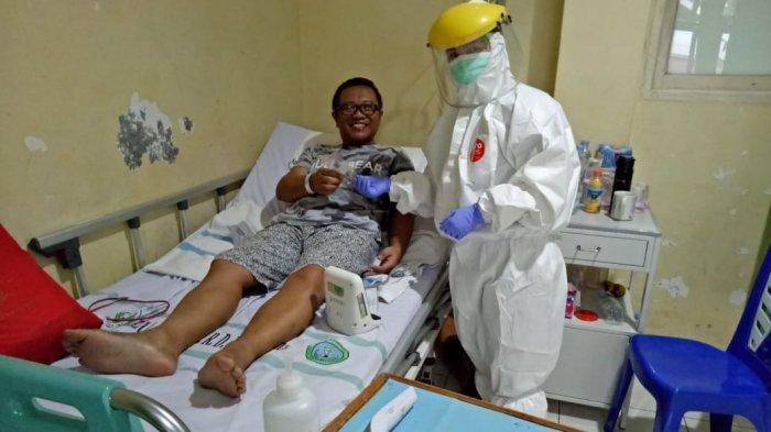 Masih Ingat Pdt Sugeng Susanto, Penyintas Covid-19 Awal di Manado, Ini Kesaksian dan Pesannya