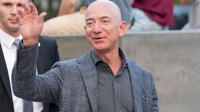 Pendiri dan CEO Amazon Jeff Bezos.
