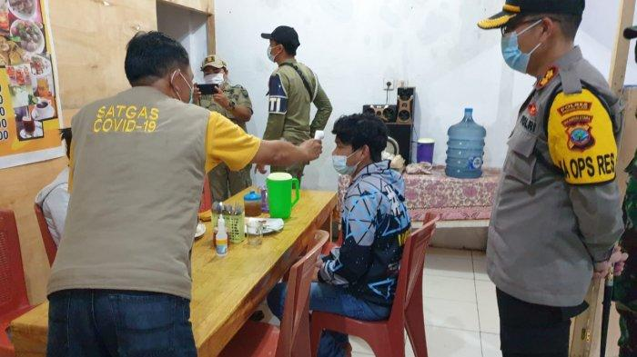 Tak Patuhi Imbauan Protokol Kesehatan, 10 Kafe dan Rumah Makan Dapat Teguran