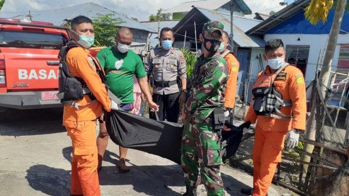 BREAKING NEWS Seorang Penambang Ditemukan Tewas Terapung di Laut Minahasa Utara, Ini Identitasnya