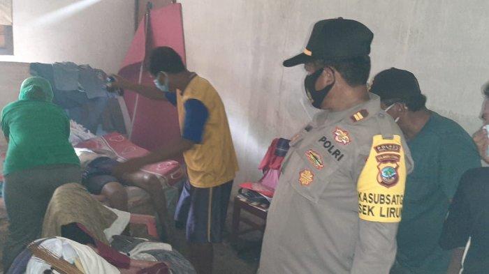 Seorang Pria Ditemukan Tewas di Desa Kalongan Talaud