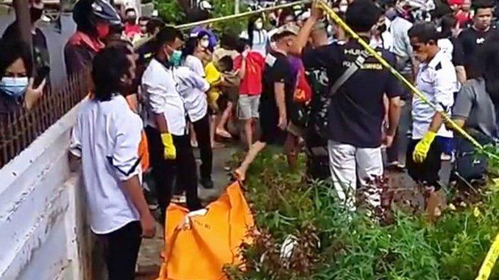 Penemuan Mayat di Selokan Gegerkan Warga Tondano Minahasa