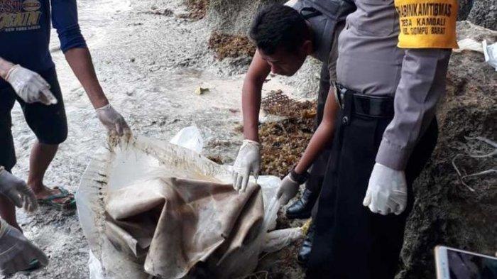 Teridentifikasi, Tulang Manusia Tanpa Kepala Dalam Kantong Plastik Diduga Warga Vietnam