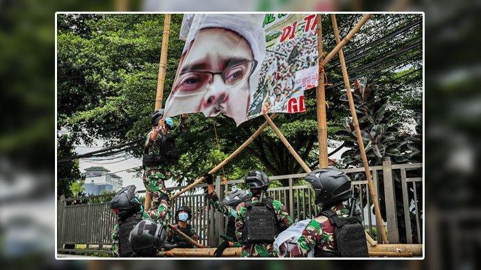 Eks Kepala Badan Intelijen Strategis TNI Sebut Pergerakan Tak Terlihat saat Pemasangan Baliho Rizieq