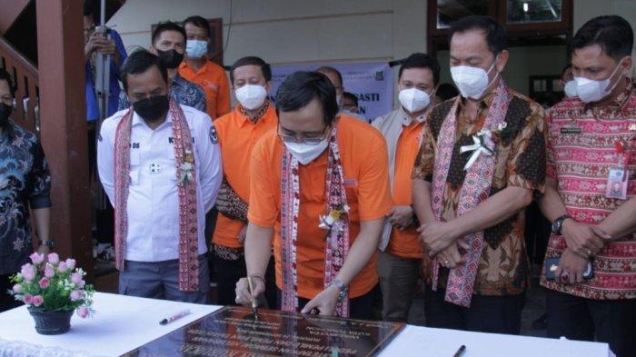 Rurukan Tomohon Jadi Pilot Project Desa Peduli Pemilu dan Pemilihan