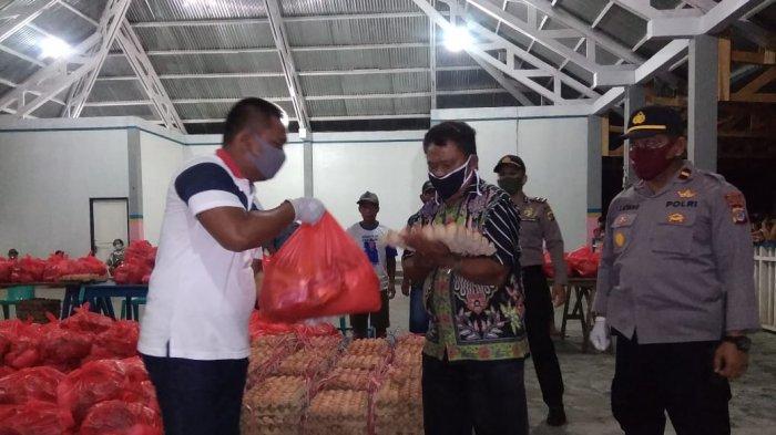 Pengacara Fahmi Oksan Awulle Gelar Aksi Kemanusian di Kabupaten Kepulauan Talaud