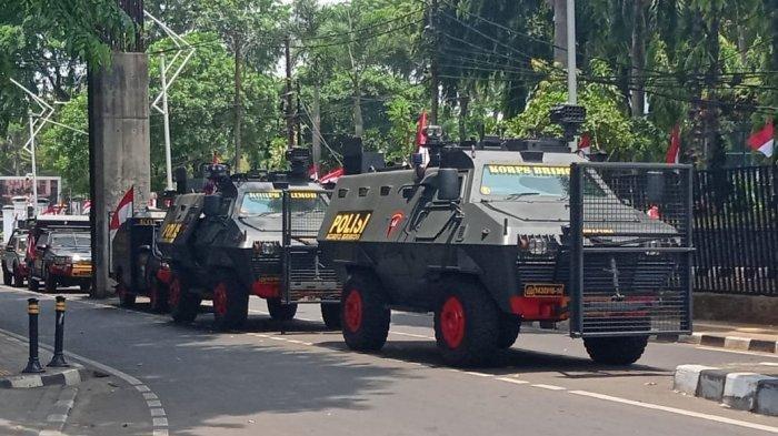 Jelang Pelantikan Presiden Besok, Paspampres Gelar Simulasi Pengamanan saat Situasi Darurat