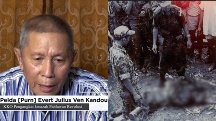 Masuk ke Lubang Buaya Angkat Jasad Para Jenderal, Kandou: Saya Lihat Pak Yani Lehernya Hampir Putus