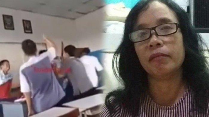 Ternyata Seperti Ini Pengakuan Guru yang Diajak Berjoget di Kelas