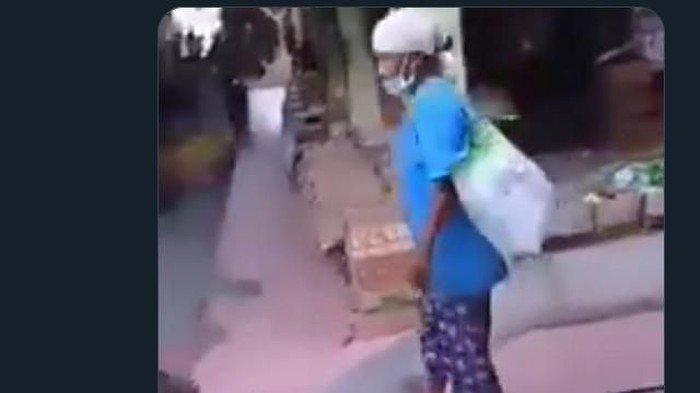 Video Seoran Pria Tendang Nenek 60 Tahun Jadi Viral, Ini Pengakuan Pelaku