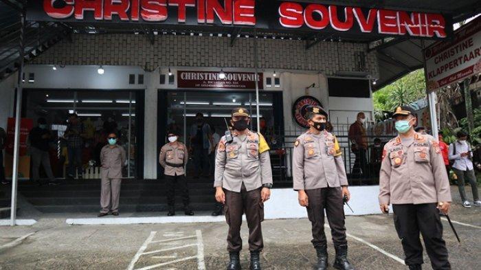 Polda Sulut Kerahkan 500 Personel untuk Pengamanan