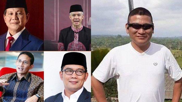 Survei SMRC Terkait Bursa Capres, Pengamat Politik Sulut Josef Kairupan Nilai Semua Masih Dinamis