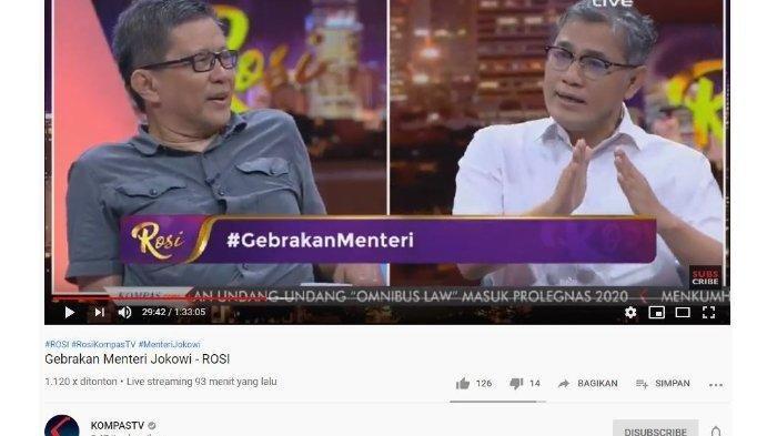 Rocky Gerung Sebut FPI Punya Hak Berserikat, Budiman Sudjatmiko: Bung Rocky Juga Ada di Sana