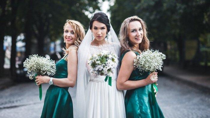 Mempelai Wanita Syok Bridesmaid Nyatakan Cinta ke Pengantin Pria Sebut 'Aku Mencintaimu Sejak Lama'