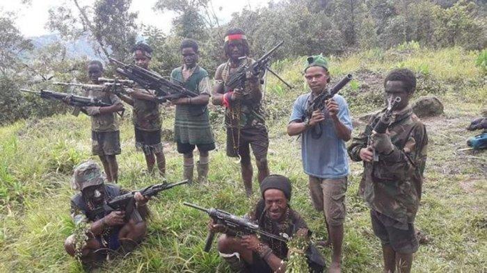 KKB Papua Rekrut Remaja 15 Tahun jadi Tentara, Lawan Militer Indonesia
