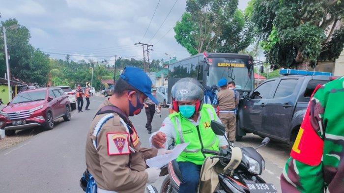 Awas Pemudik 'Siluman' di Perbatasan Bolmut-Gorontalo, 'Jika Kedapatan Kami Tindak Tegas'