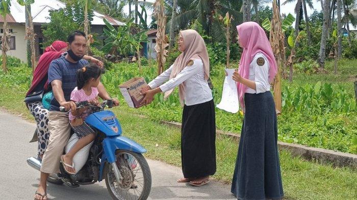Pemuda Pinolosian Galang Dana untuk Korban Banjir di Nusa Tenggara Timur