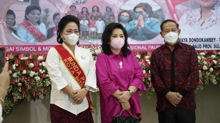 Pengukuhan Bunda PAUD Kabupaten Kota se-Sulut di Ruang Mapalus Kantor Gubernur Sulut