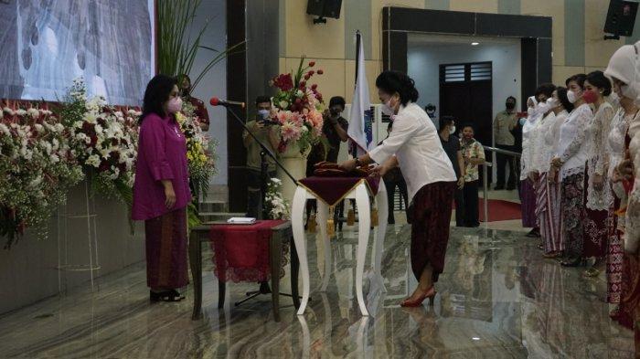 Rita Mantiri Tangkudung Dikukuhkan Sebagai Bunda PAUD Kota Bitung, Dapat Tantangan Ini
