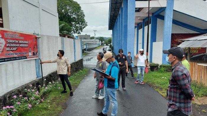 Stadion Duasudara Gate di Kota Bitung, Kejati Sulut Turun Lapangan