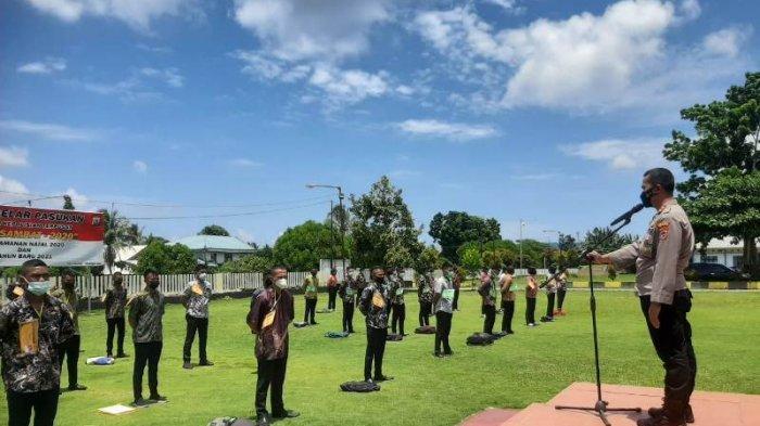 Pengumuman Kelulusan Calon siswa Tamtama, Bintara, Akpol dan Rekrutmen Pro-Aktif Bintara, dari Pulau Terluar Polres Kepulauan Talaud