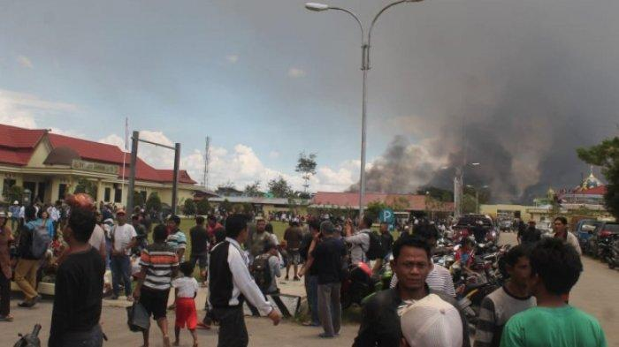 KISAH Pendeta Selamatkan Warga Pendatang saat Rusuh di Wamena : Langsung Pecah