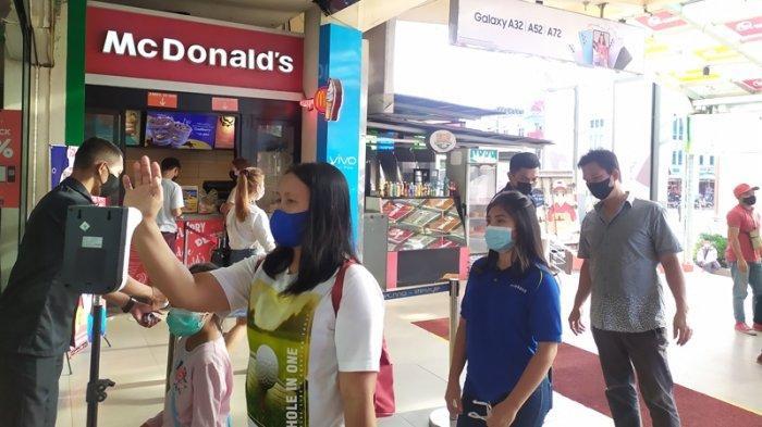KABAR BAIK, Angka Kepatuhan Masyarakat terhadap Prokes Meningkat Imbas PPKM Darurat