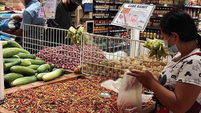Harga Cabai Masih Meroket, Wagub Steven Kandouw Sebut Pemerintah Upayakan Penetrasi Pasar