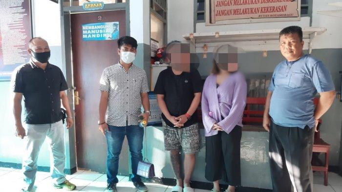 Coba Selundupkan Obat Terlarang, 2 Pengunjung Terhenti di Pintu Rutan Kelas IIB Kotamabagu