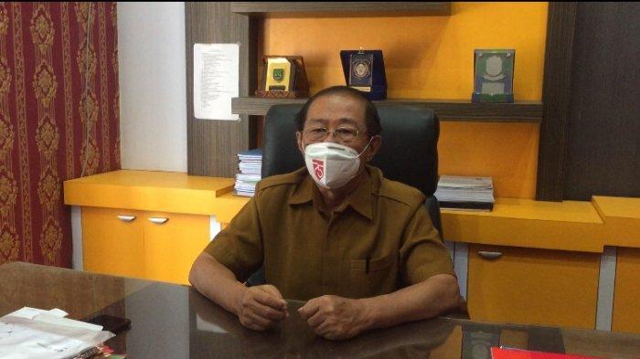Terkait Pembangunan Sekretariat DPC PDIP Bolmut, Frangky Chendra Dinilai Ingkar Janji