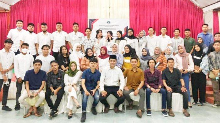 Pengurus KPMIBM Makassar Resmi Dilantik, Begini Harapan Aditio Dondo