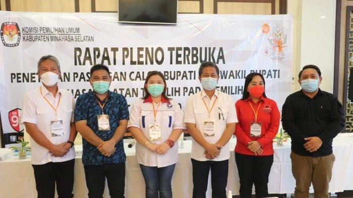 Perindo Minahasa Selatan Targetkan 5 Kursi DPRD Kabupaten