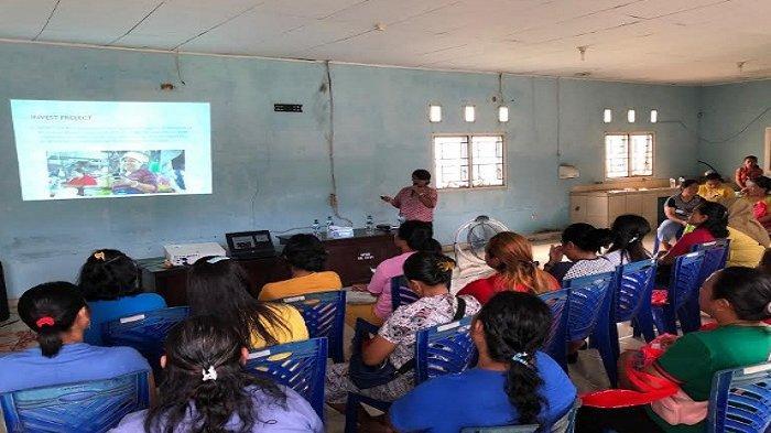 Pengusaha Perikanan Wanita 4.0: Pelatihan Aplikasi Trafiz di Sulawesi Utara