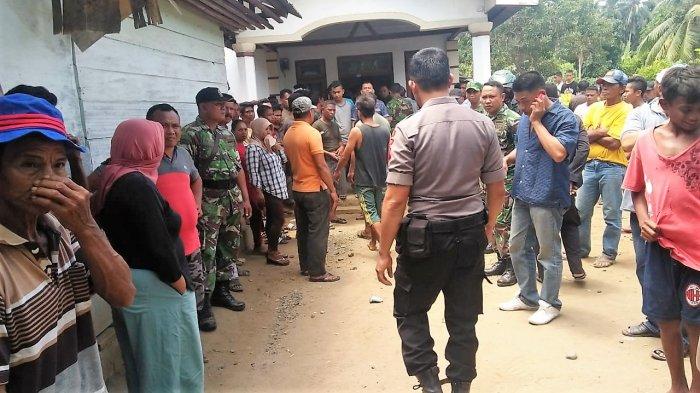 Korban dan Tersangka Sempat Berkelahi di Bengkel, Ini Kronologi Pembunuhan di Kuhanga Bolmut