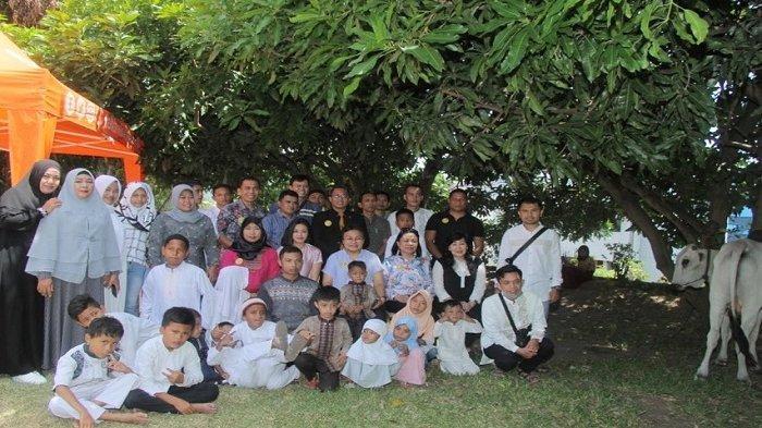 Hari Raya Idul Adha, Sintesa Peninsula Hotel Manado dan Griya Sintesa Manado Adakan prosesi Qurban