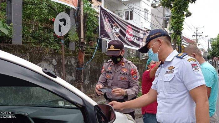 Mobil dari Kauditan Kedapatan Mau Mudik ke Gorontalo, Disuruh Balik di Jembatan Maruasey Minsel