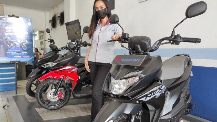 Pasar Otomotif Roda 2 di Sulut Membaik, Penjualan Unit Suzuki Naik 25 Persen